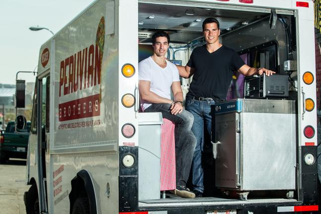 &#039;Comida Criolla&#039; Cuisine Hits D.C. Streets With Peruvian Brothers Food Truck Launch